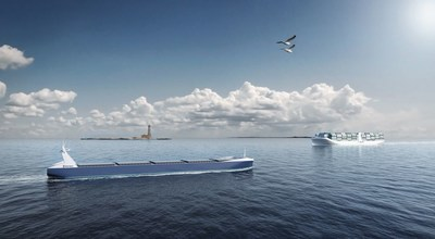 Finland's autonomous maritime ecosystem initiative aims to build a common roadmap for reaching autonomous marine operations, enabling effective co-operation between industry, research institutes, class societies and authorities. Photo: Rolls-Royce. (PRNewsFoto/Tekes)