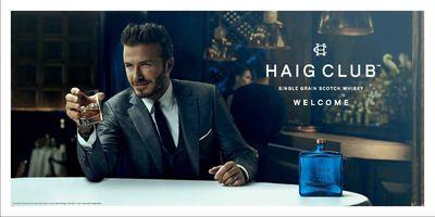 HAIG CLUB print advertising (2) (PRNewsFoto/HAIG Club and Diageo)