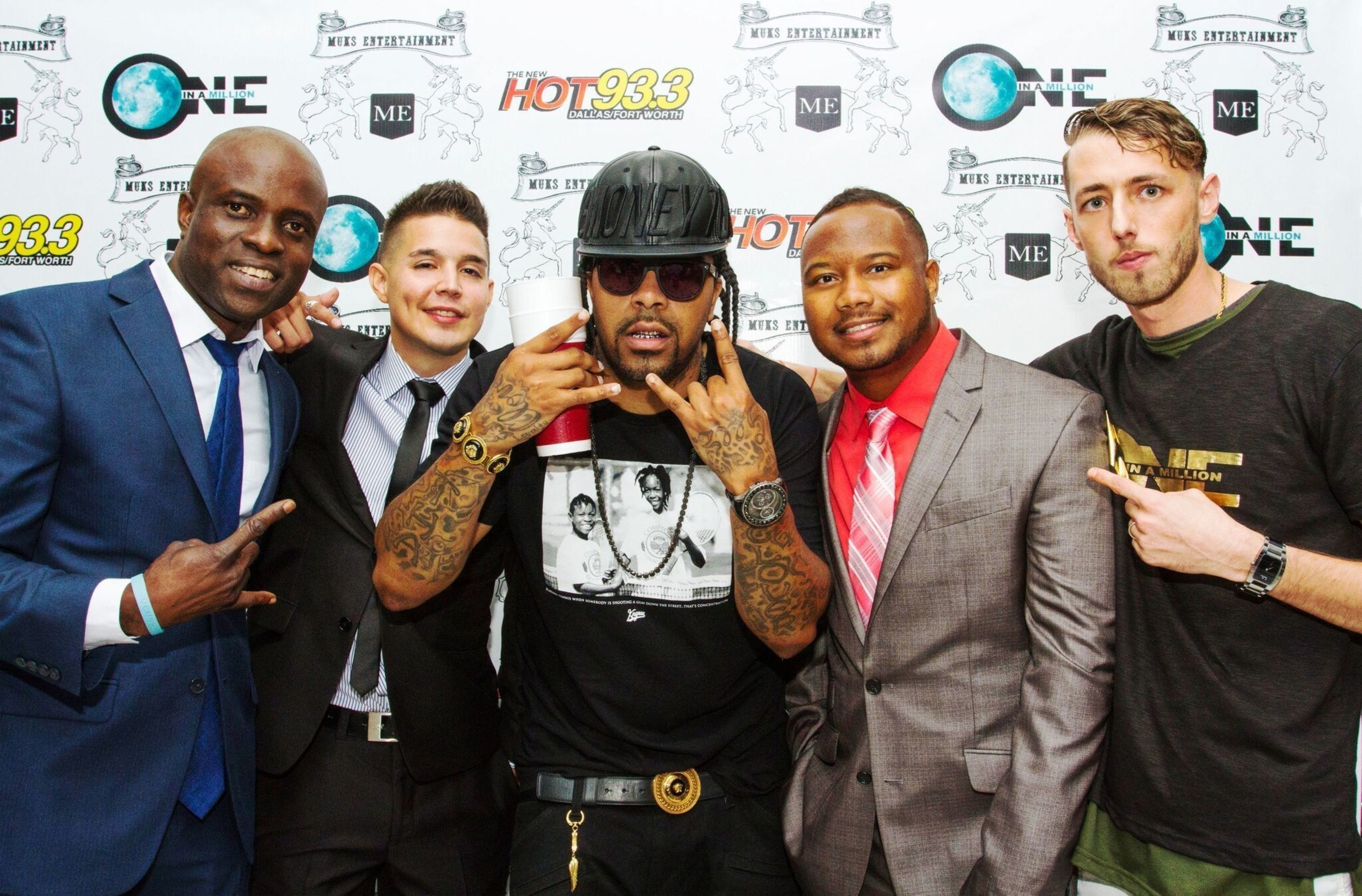Muks Entertainment celebrates in style for 1 in a Million launch
