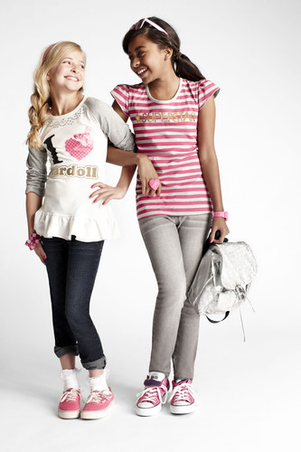 Stardoll is jcpenney's new, exclusive brand available in 300 stores & online at jcp.com.  (PRNewsFoto/jcpenney)