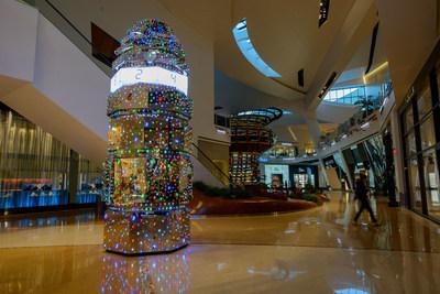 MGM Resorts International Presents U.S. Debut of HOTO Art Installation