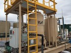 Purestream's IGF Plus 5,000 barrel per day system  treats produced and frac water for re-use in the Permian Basin, Texas.  The system removes oil, grease and suspended solids from produced water which allows re-use in the field.