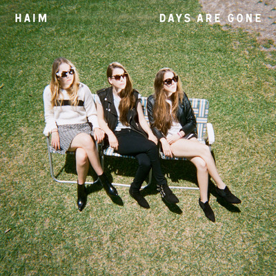 HAIM TO RELEASE HIGHLY ANTICIPATED DEBUT ON SEPTEMBER 30 VIA COLUMBIA RECORDS.  (PRNewsFoto/Columbia Records)