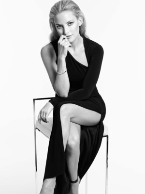 Kate Hudson Presents the LBD Collection Exclusively for Ann Taylor.  (PRNewsFoto/Ann Taylor)