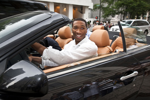 Maserati Joins Sean John for the NBA Pre-Draft Fine Tailoring Experience