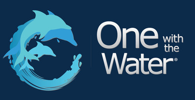 One With The Water Logo.  (PRNewsFoto/One with the Water)