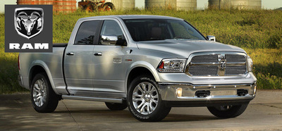 The 2014 Ram 1500 EcoDiesel will be an intriguing truck for many consumers.  (PRNewsFoto/Palmen Chrysler Dodge Jeep Ram of Racine)