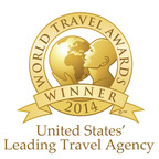"Rovia recognized as ""United States' Leading Travel Agency"" by the World Travel Awards."