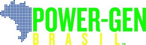 POWER-GEN Brasil logo.