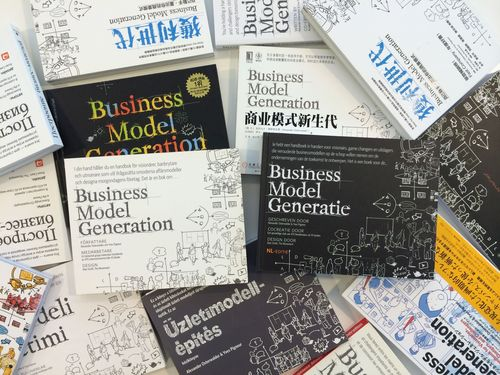 This month saw the milestone of 1 million copies of international bestseller Business Model Generation sold. ...