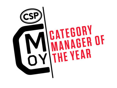 CSP's 2nd Annual Category Manager of the Year Award