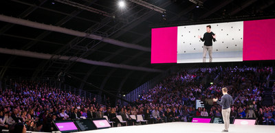 Airbnb CEO Brian Chesky welcomes 5,000 hosts to Paris for the world's largest gathering on home sharing