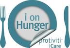 Protiviti's i on Hunger logo
