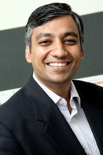 Ram Mohan Natarajan, Senior Vice President, Business Transformation, Firstsource Solutions (PRNewsFoto/Firstsource)
