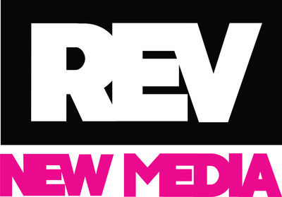 REV New Media Logo.