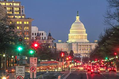 Visitors to Washington, DC spent a record $6.7 billion in 2013. This image must be used in conjunction with the news release with which it was originally distributed. Richard Nowitz/National Geographic/GettyImages (PRNewsFoto/Destination DC)