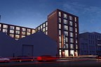 Exterior rendering of Cambria hotel & suites New Orleans