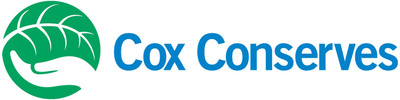 Cox Conserves is a national corporate program that includes the company's six major subsidiaries. The program enables and encourages Cox's 80,000 employees and families to engage in eco-friendly practices that reduce energy use and promote sustainability. (PRNewsFoto/Cox Enterprises)