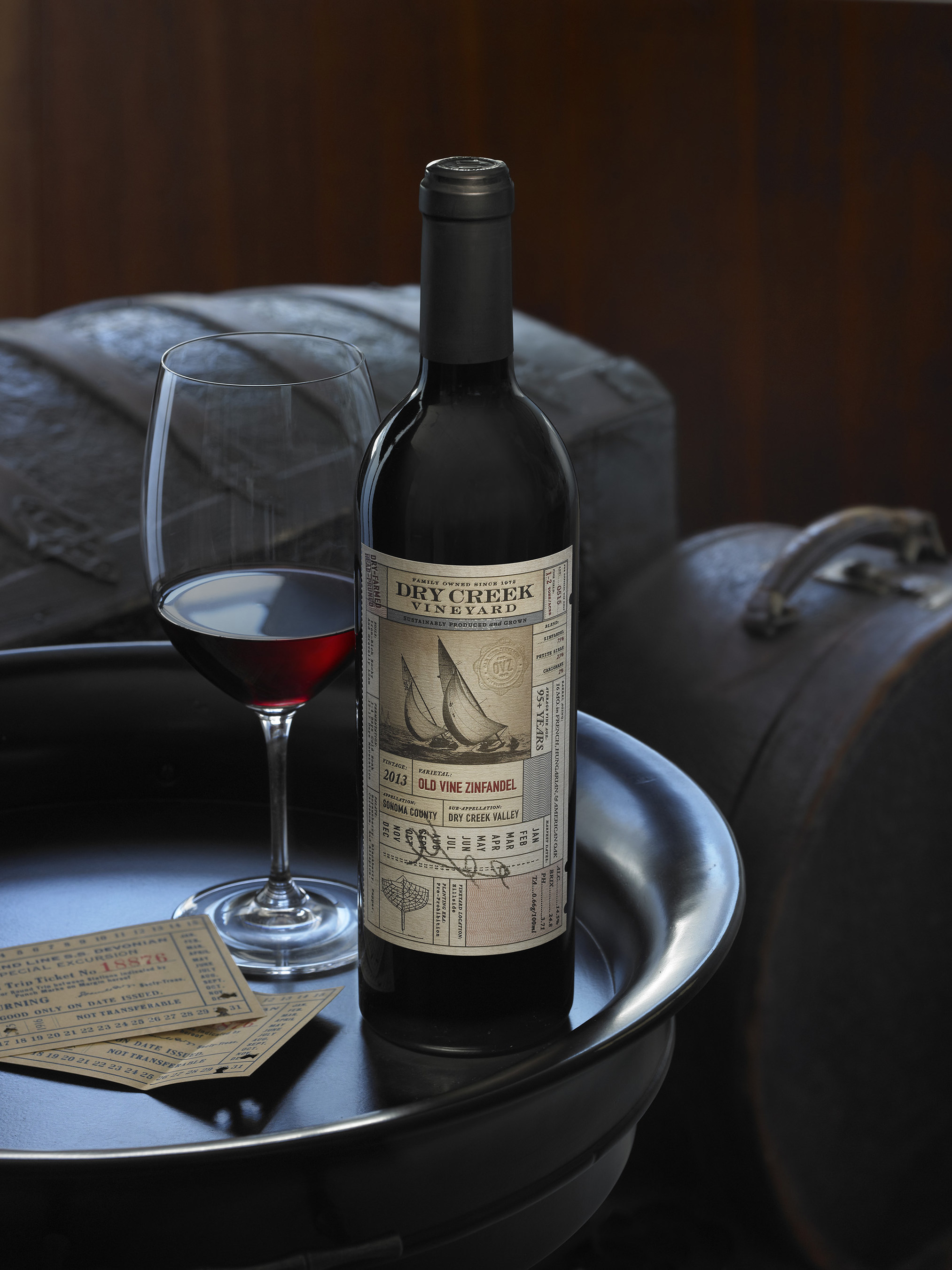 New label highlights winery's revamp of this classic wine