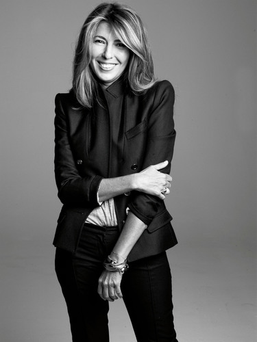 Platinum Guild International Partners With Style Expert Nina Garcia On Campaign To Promote The Enduring Qualities Of Platinum Jewelry.  (PRNewsFoto/Platinum Guild International USA)