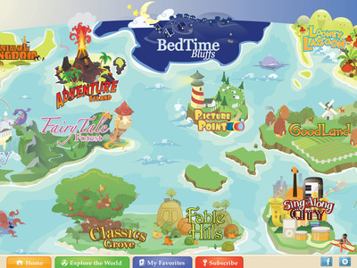 "FarFaria introduces New ""World of Stories"" Map Debuting New Land, ""Sing Along City"""