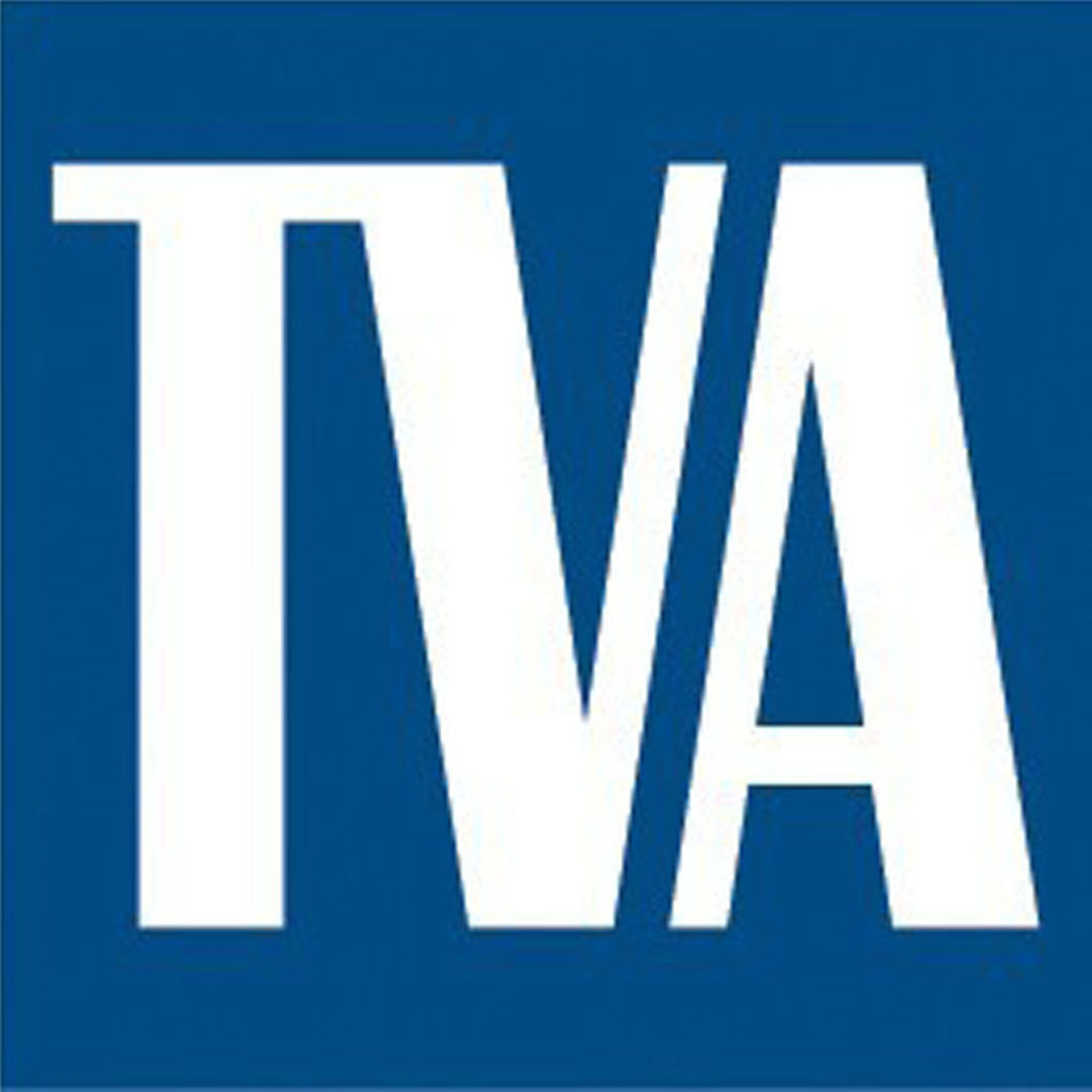 Tennessee Valley Authority.