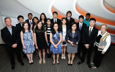 texas instruments s 2016 junkins national merit scholarship 2016 junkins scholars
