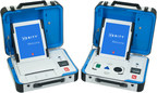 Verity's compact, secure polling place devices make setup straightforward and voting easy.