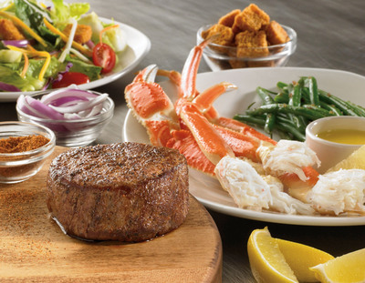 "OUTBACK STEAKHOUSE(R) ANNOUNCES ""CREATE YOUR OWN STEAK DINNER"" STARTING AT JUST $11.99.  (PRNewsFoto/Outback Steakhouse)"
