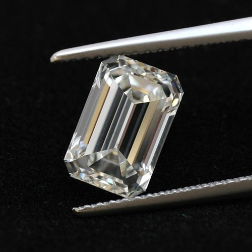 Synthetic Diamonds look like natural diamonds, but are they really cheaper (PRNewsFoto/The Diamond Pro)