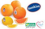 Lowes & Sunkist.  (PRNewsFoto/Sunkist Growers, Inc.)