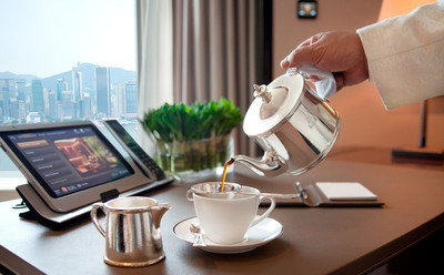 The partnership between hospitality software company Intelity and The Peninsula Hong Kong has brought advanced touchscreen technology to the hotel's guest rooms that is designed to enhance the overall guest experience.