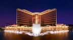 Wynn Palace it is the culmination of Steve Wynn's more than 45 years in hospitality, setting a new standard for luxury and elegance.