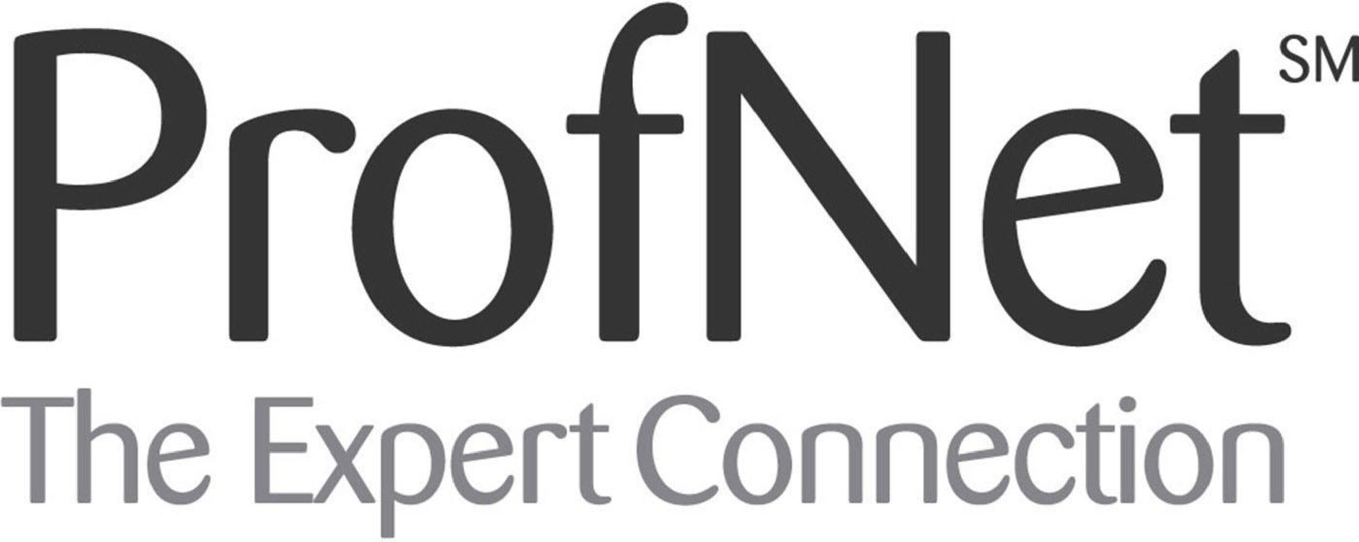 ProfNet is a service that connects journalists with subject matter experts. Find out more at http://www.profnet.com.