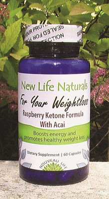 Nouveau Life Pharmaceuticals (NOUV) Releases Weight Loss Supplement with Raspberry Ketones