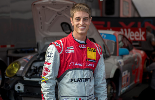 Dion von Moltke signs to return to Flying Lizard Motorsports for the 2014 Tudor Sports Car Championship. He ...