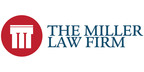 The Miller Law Firm logo.