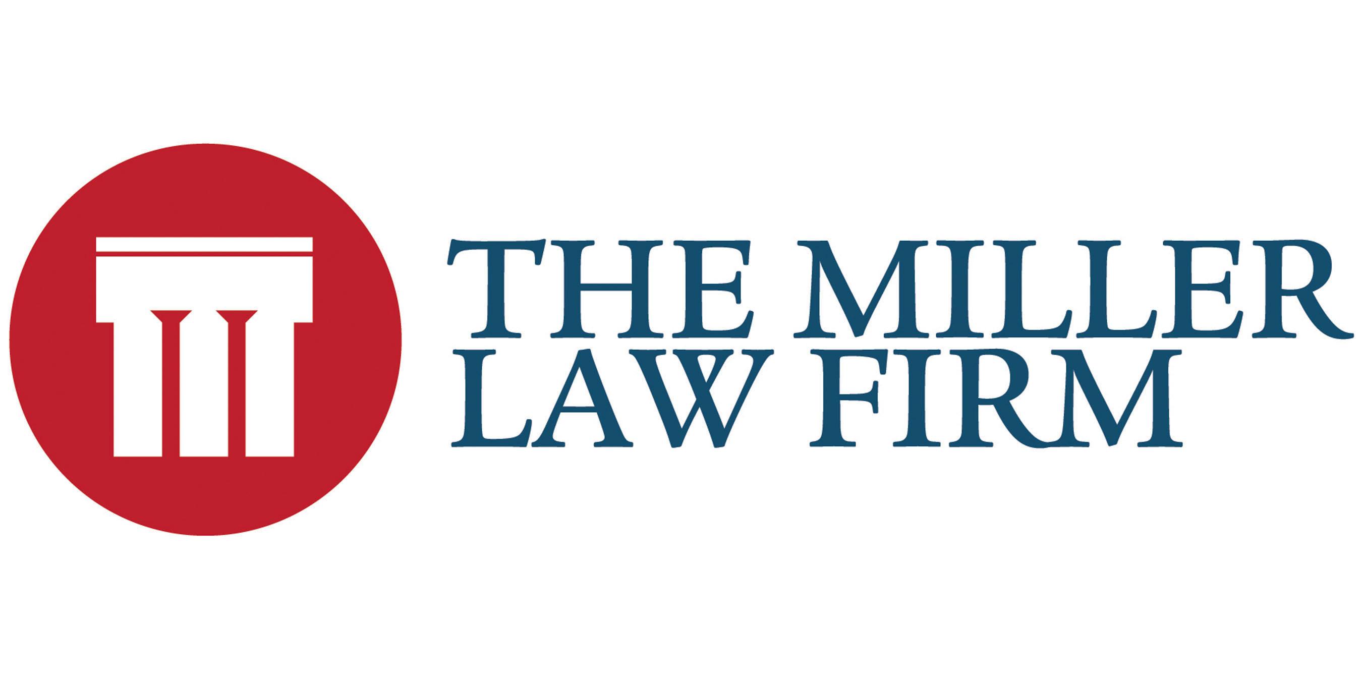 The Miller Law Firm logo. (PRNewsFoto/The Miller Law Firm) (PRNewsFoto/)
