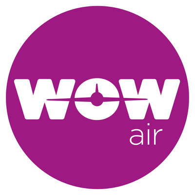 WOW air (PRNewsFoto/WOW air)