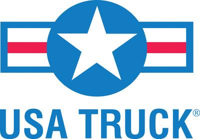 USA Truck logo.  (PRNewsFoto/USA Truck, Inc.)