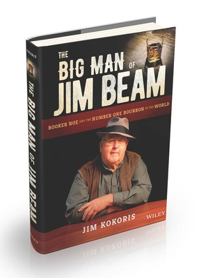 """Booker Noe, sixth generation Beam Master Distiller and Jim Beam's grandson, has been described in many ways: Legendary bourbon distiller. Larger-than-life innovator. Raconteur. American Original. """"The Big Man of Jim Beam"""" (Wiley, September 2016), brings Noe to life as all of these characters and provides bourbon enthusiasts a clear-eyed look at one of the industry's most influential figures."""