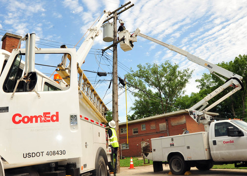 ComEd Restoration Effort Nearly Complete With 99 Percent Back in Power