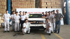 GAC Motor's SKD Project Kicks off in Nigeria, Further Highlighting Quality Control in Global Strategy of the Company