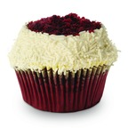 Crumbs Bake Shop Red Velvet cupcake now available at BJ's Wholesale Club's (PRNewsFoto/BJ's Wholesale Club)