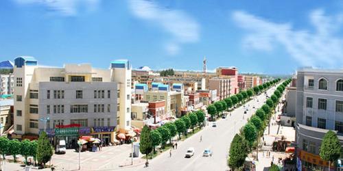 Kashgar, Xinjiang: Establishing a Business Channel for Cross-border Trade