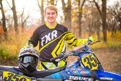 AeroCare Air Ambulance flew injured MotoCross racer Wyatt Krampitz home safely after he suffered carbon monoxide poisoning.