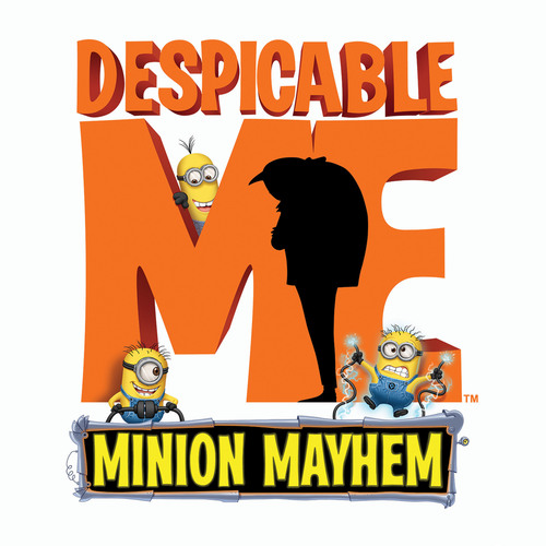 "UNIVERSAL STUDIOS HOLLYWOOD ANNOUNCES ""DESPICABLE ME MINION MAYHEM"" ATTRACTION: FULLY IMMERSIVE MINION EXPERIENCE TO DEBUT IN 2014.  (PRNewsFoto/Universal Studios Hollywood)"