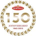 Bertolli 150th Anniversary logo