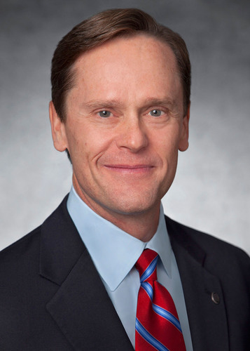 Peter Roberts, Chief Strategy Officer.  (PRNewsFoto/Jones Lang LaSalle)