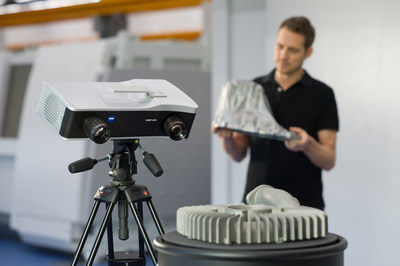 The ZEISS COMET L3D 2 - the right sensor for every application.
